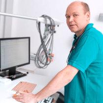 Dr. med. Frank Feld - EKG